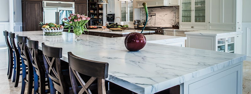 Marble Countertops Benefits