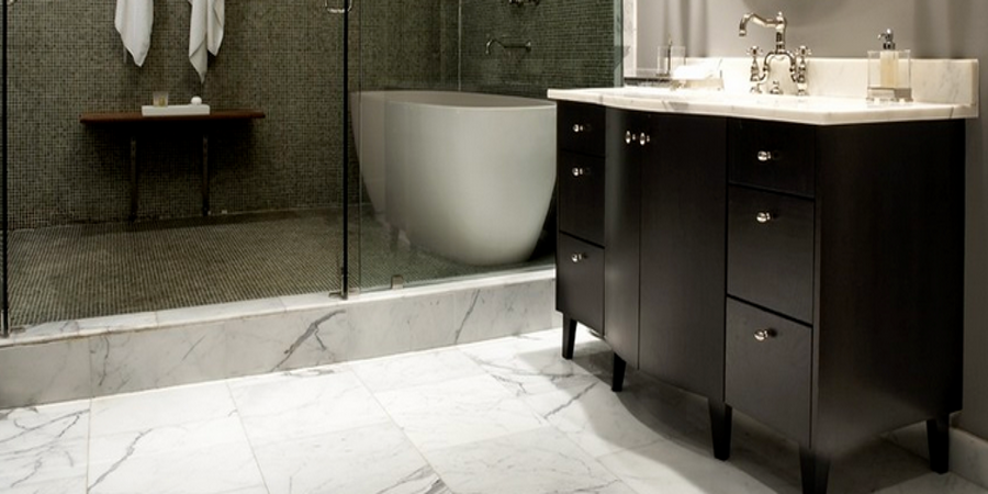 marble wet rooms