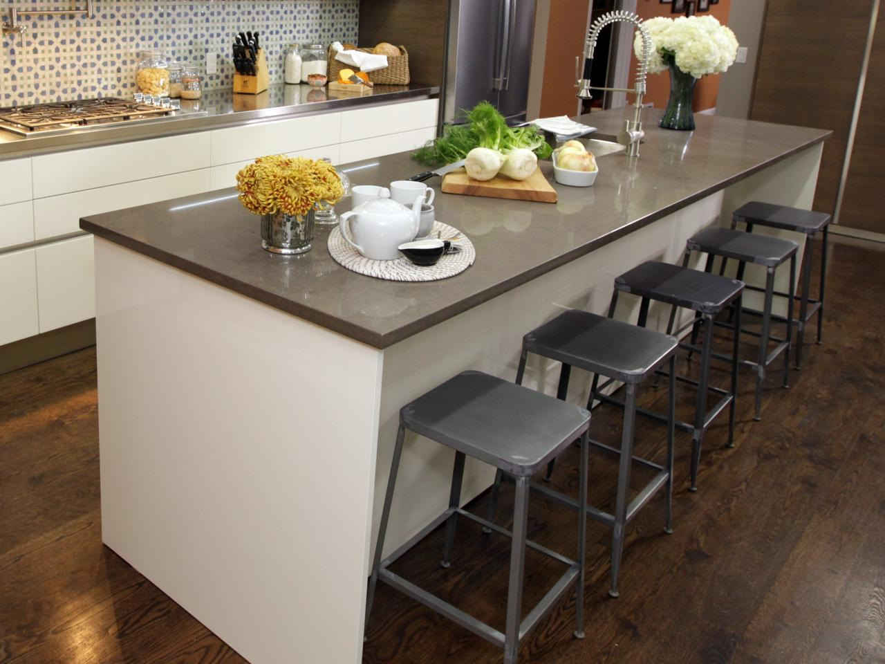 kitchen island top how to choose the right kitchen island tops surfaceco 13557