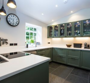 5 Advantages of White Kitchen Worktops