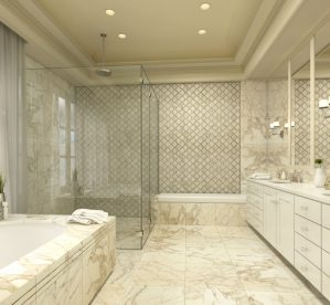 5 Beautiful Marble Colours for Wet Rooms