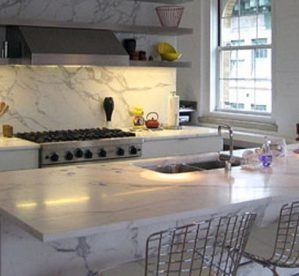 5 Tips for Cleaning Marble Kitchen Worktops
