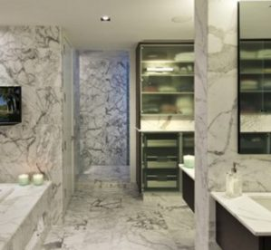 Pros and Cons of Tiling a Shower with Marble Stone