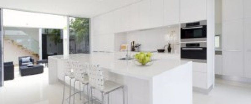 Pros and Cons for White Gloss Worktops