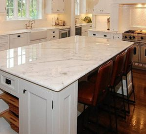 Pros and Cons of White Marble Countertops