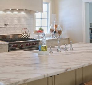 Pros and Cons of White Marble Kitchen Worktops