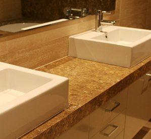 Why Marble is Best for Bathroom Vanity Tops?