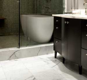 Why Marble Stone is Best for Wet Rooms and Vanity Units